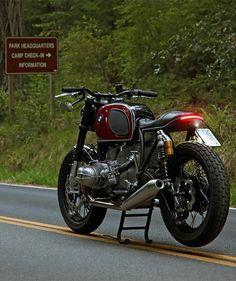 Ducati Cafe Racer, Bmw Scrambler, Cafe Racer Bikes, Cafe Racers, Street Motorcycles, Vintage Motorcycles, Custom Motorcycles, Bike Bmw, Cafe Bike