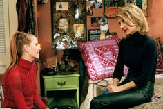 Picture of Melissa Joan Hart in Sabrina the Teenage Witch - Melissa Joan Hart, Wizards Of Waverly Place, The Wb, Sabrina Spellman, Boy Meets World, Lizzie Mcguire, Archie Comics, Fantasy Series, Parks And Recreation