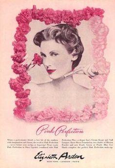 Vintage Perfume Ads of the - Elizabeth Arden Old Perfume Bottles, Perfume Ad, Cosmetics & Perfume, Vintage Perfume, Vintage Makeup, Vintage Vanity, Vintage Beauty, Vintage Advertisements, Vintage Ads