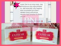 BN Extreme Whitening Soap has active ingredient that effectively performs micro peeling. The potential benefits of a micro peeling include softer skin, a smoother skin surface, smaller pores, and a more even skin tone so with constant use of BN Extreme Whitening Soap you will get noticeably beautiful skin.