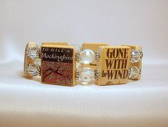 Banned Books Bracelet