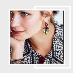 Life isn't perfect but your outfit can be! These pair of earrings are perfect to set you up for the evening.  #design #designlife #jewelry #fashion #love #handmade #gifts #instadaily #aweinspiring #crafter #bestoftheday #curated #fashiondiaries #exclusive #beauty #beautyblogger #fashiondaily #fashiongirl #fashionjewelry #dichroicglassjewelry #designs #instafollow #instagramers #unique #designers #highonfashion #india #sweden #aatachi
