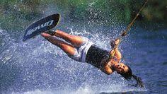 #waterskiing   Sun Putty 100% Natural Skin-Loving Sunscreen  #sunputty  http://www.sunputty.com