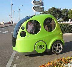 Veículos Bizarros by Daniel Alho / cute little cars