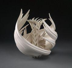 Jennifer McCurdy Ceramic Porcelain Artist #artpeople