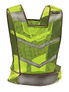 d90279e18a1 Perfect Fitness Reflective Runners Vest * Learn more by visiting the image  link. (This