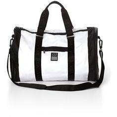 This gym-ready sport duffle from is a
