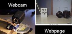 Una cámara de seguridad construida con Arduino y Raspberry Pi #arduino #raspberrypi #makers #diy