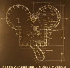 Claes Oldenburg's Mouse Museum