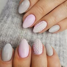 Winter nails should in no case be neglected. The thing is that we have a fresh collection of nail designs to share with you so that you will look your best no matter what season is outside.You can't miss your perfect chance to look bright and festive, you have only the best ideas at your disposal! #nails #nailart #naildesign #winternails