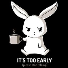 Too Early (Black)