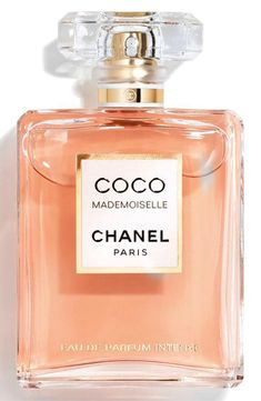 It is strong and lasts forever. I know a lot of people love the scent, but it's not at all for me. Book Perfume, Perfume Chanel, Perfume Bottles, Chanel Chanel, Chanel Bags, Chanel Handbags, Mademoiselle Coco Chanel, Solid Perfume