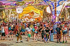 psytrance-culture:  Rainbow serpent festival, Beaufort victoria 2012