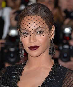 The Best Met Gala Beauty Looks of All Time | Daily Mail Online