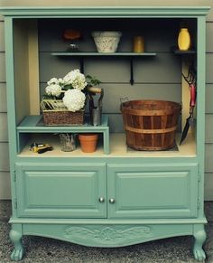 1000 ideas about armoire decorating on pinterest armoires burlap living rooms and farmhouse. Black Bedroom Furniture Sets. Home Design Ideas