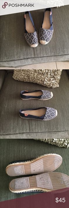 Black beige Sperry shoes Like new sperry shoes not a mark on them Sperry Shoes Espadrilles