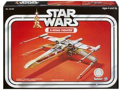 star wars hasbro the vintage collection x-wing exclu toys r us