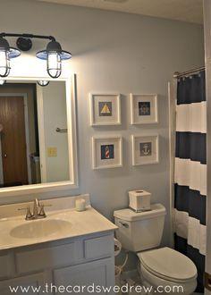 nautical bathroom decor - Google Search