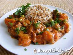 Risotto, Bacon, Chicken, Meat, Ethnic Recipes, Food, Glutenfree, Creative, Essen