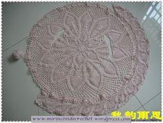Crochet.es.un.arte!: Chaleco Circular ..