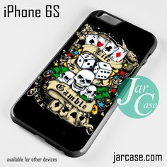 Ed Hardy Gamble Tattoo Phone case for iPhone 6/6S/6 Plus/6S plus