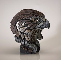 Edge Falcon Bust by Matt Buckley – yourgifthouse