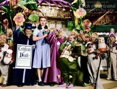 Fantasy in fashion: Costumes from The Wizard of Oz (1939) - Click Americana