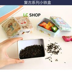 Buy 'Lazy Corner – Set of 3: Printed Tin' with Free International Shipping at YesStyle.com. Browse and shop for thousands of Asian fashion items from China and more!