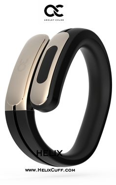@ashleychloeinc Helix: The World's First Wearable Cuff with Stereo Bluetooth Headphones designed by Former Lead Industrial Designer at Nokia and Nest.  www.ashleychloe.com