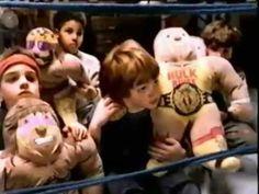 WWF Wrestling Buddies Commercial