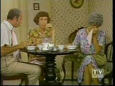 The Carol Burnett Show Mama's Family after Sunday church