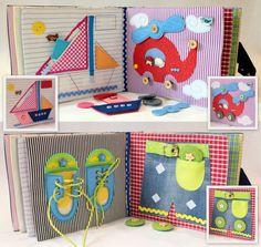 De los niños Tranquilo libro Ocupado libro Eco MiniMoms POR Friendly Etsy