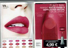 Avon True colour Perfectly Matte Lippenstift
