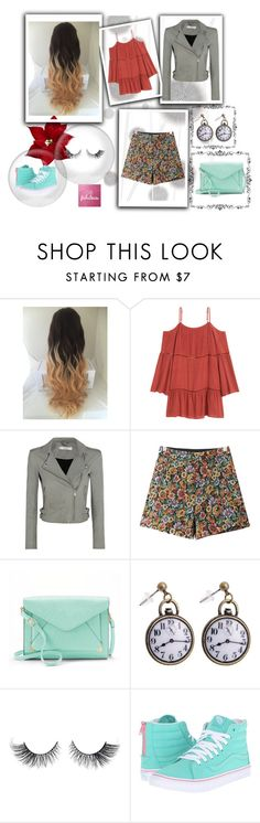 sprinng tiime by roseryan13 on Polyvore featuring IRO, Chicnova Fashion, Vans, Apt. 9 and Komar