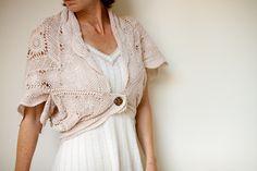 389d0a1f776 a vintage tablecloth??? Craft Club, Vintage Tablecloths, Crochet  Tablecloth, Crafts