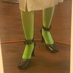 Wondering if you have to match your hosiery onto the rest of personal look? Look no further, our location location has professional pointers right here. Ballet Shoes, Shoes Heels, Dance Shoes, Fish Net Tights Outfit, Heather Duke, Trouser Socks, Fishnet Tights, Ladies Dress Design, Sock Shoes