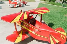 Pedal Airplane Plans, Cloudbuster CB100/101 (Blueprint/Plans Only), SFB-015 by SideWalk Fliers. $32.99