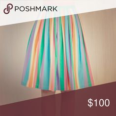 Aspiration Creation Modcloth skirt Please help! I'm looking to buy this skirt in a size small. #Aspirationcreation #Modcloth ModCloth Skirts