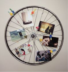 Make a Wheel of Memories!