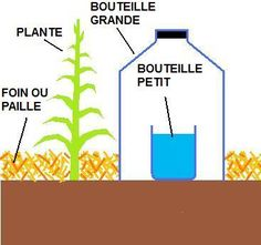 Arrosage automatique mon potager pinterest for Arrosage automatique fait maison