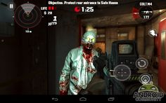 Zombie Shooting Games! This is one of the coolest free zombie shooting games available for download.