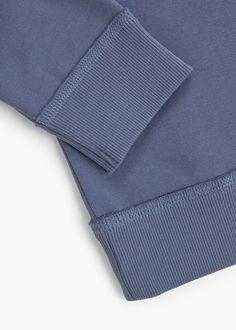 Bluza z nadrukiem   MANGO KIDS