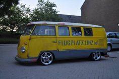 T1 VW Bus vintage