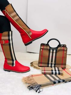 Burberry Handbags – Famous Last Words Bootie Boots, Shoe Boots, Shoe Bag, Boot Over The Knee, Cute Shoes, Me Too Shoes, Zapatillas Louis Vuitton, Burberry Handbags, Burberry Purse
