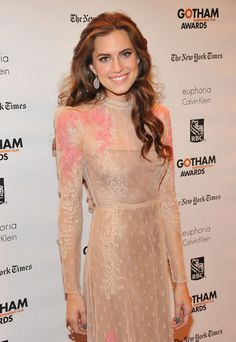 Allison Williams - IFP's 22nd Annual Gotham Independent Film Awards - Red Carpet