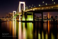 Popular on 500px : Twilight in Tokyo(Night view series) by yam88229