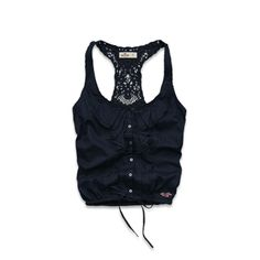 hollister. This would be even cuter with a tank under ❤❤❤❤