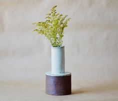 White Top Vase by A Question of Eagles