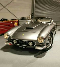 Ferrari 250 berlinetta - The automobile, that is referred to as Lamborghini, Ferrari Car, Maserati, Bmw Classic Cars, Classic Sports Cars, Porsche Classic, Supercars, Jaguar, Automobile