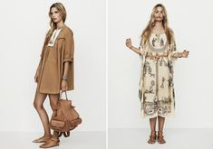 the little tunic on the left is nice, but the dress on the right.. oh my!